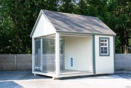 Maryland Kennels And Dog Houses By The Amish Sold And